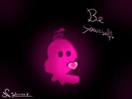 ~Be Yourself by Nini-the-inkling