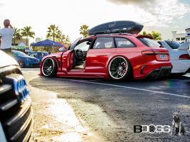 Audi RS4 by blackdoggdesign