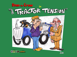 STC - A Tractor Tension by Granitoons