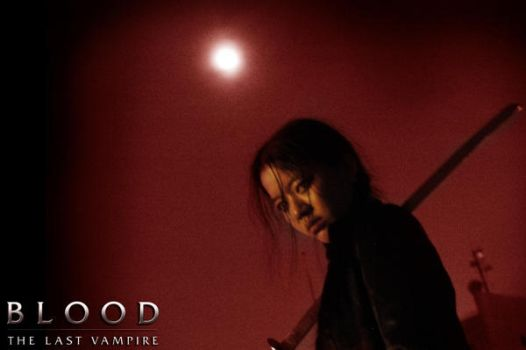 BLOOD :: The Last Vampire 01 by potter87