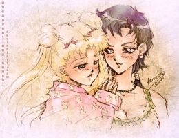 Sweet Dream - for Sayuri-P by unconventionalsenshi