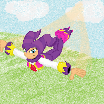 Dream Delight - NiGHTS into Dreams by BloatedBeard