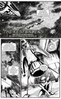 The Responders Page 1 by PJM74
