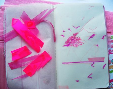 Sketchbook Project 6 by meiastar