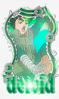Avatar - Rock Lee by thiagoarantes20