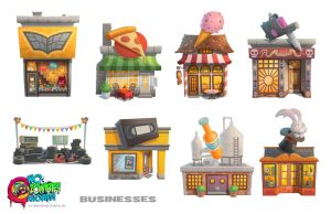 NZA! Businesses by petura