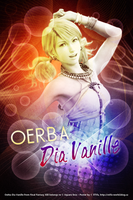 Oerba Dia Vanille Poster by ladylucienne