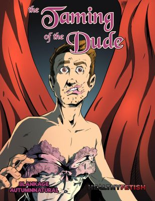 Taming of the Dude TG Comic Preview 2 (OUT NOW!) by Blankage