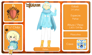Theakon App- Dylan by Bubble-Night