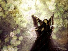 The Butterfly by eldris
