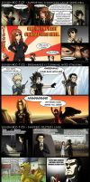 Crisis Core - Final Fantasy VII Lessons by HenLP