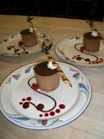 Chocolate Mousse by tini