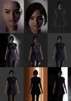 Thinking process for Clara Oswald by jht888