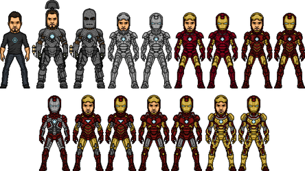 The Iron Avenger by MicroManED