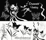 Ornamental Fantasy by Lileya