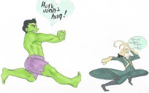 Hulk Want. by jack-o-lantern12