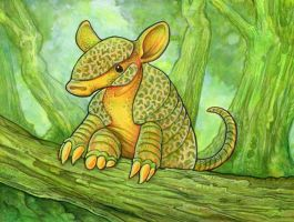 Armadilloupe by ursulav