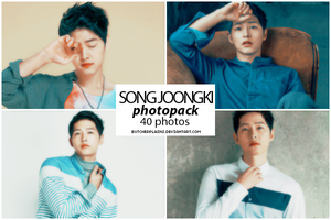 Song Joong Ki - photopack #01 by butcherplains