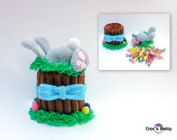 The Easter Box by Crocsbetty