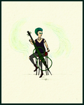 SS: The Woman and her Cello by Figren