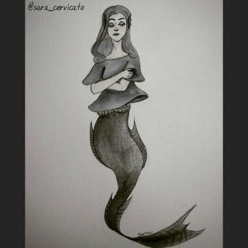 mermay day 3 by SaraCer03