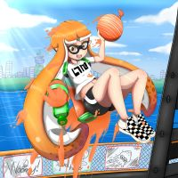 Splatoon hype!~ by Aitrellos