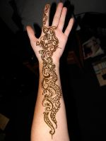 doodle henna by darksidetwin