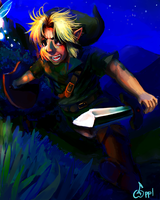 Hyrule Night by Zeighous