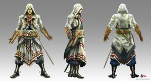Assassins Creed  concept Brasil by Murilo-Araujo