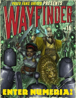 WAYFINDER16 COVER by Patmos