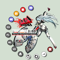 Persona 4 Arena: Labrys by seraphimax