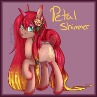 Petal Shimmer Update by BlueKazenate