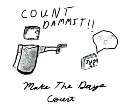 Count Dammit by Deladerbydeaux