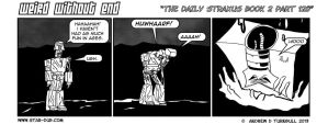The Daily Straxus Book 2 Part 128 by AndyTurnbull