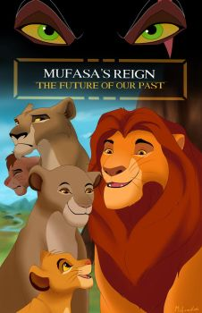 Mufasa's Reign Cover Contest by TheaNox