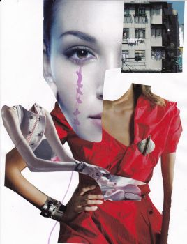 198 June 22 2018 I've mutilated my insides by CollageMakingGirl
