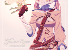 Glamour Eorzea: Scholarly Companion (preview) by hynorin