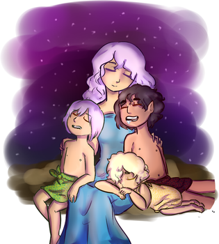 Family by Meg-the-fly
