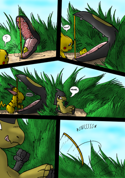 Mawile trap 1 by saber-th