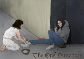 The One Direction, Jesus by brunonade
