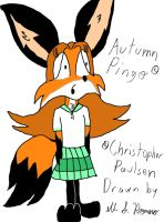 Autumn Pingo - Colored by ASR1572