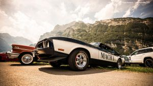1973 Ford Mustang Mach 1 by AmericanMuscle