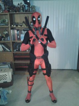 deadpool cosplay by drakewl75