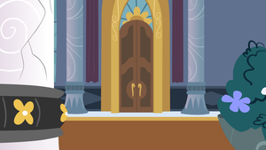 Cadance Room Door Vector by StarshineCelestalis