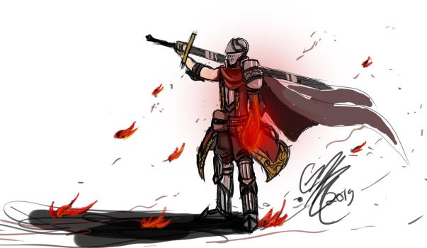 Dark Souls 3 Hype by GaroValiant