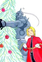 FMA Christmas Tree by CalamityJade