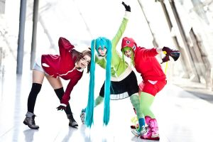 VOCALOID - Reality Combust by GianMarqu