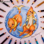 Buizel Evolution by AlexiaRodrigues