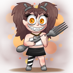 Fork Fork Fork (Request) by NazFro24-2