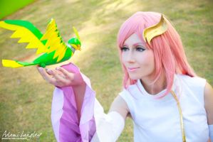 Lacus Clyne cosplay by adami-langley